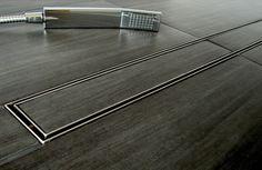 Odpływ Liniowy Odwodnienie Chowana Kratka Niski Syfon 100 cm SESEVA sklep wielobranżowy