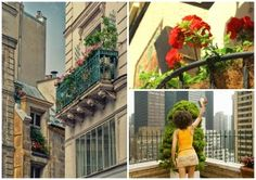 Just because you live downtown doesn't mean you can't have a great garden. Urban gardening tips for your!
