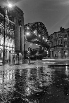 Beautiful Tyne Bridge Gateshead Millennium Bridge, Newcastle Quayside, Newcastle Gateshead, North East England, Sydney Harbour Bridge, Durham, Street Photography, Art Photography, Architectural Photography