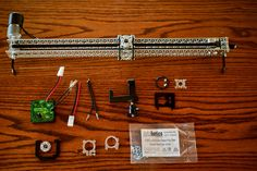 DIY Slider for cell phone time lapse video and gopro video slider