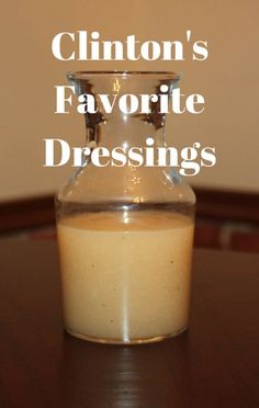 Before you spend any more money on fat- and calorie-loaded salad dressing, take a look at the three homemade dressings Clinton Kelly whipped up on The Chew. They're perfect for a lot more than just lettuce!