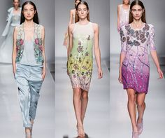 spring 2015 fashion trends - Google Search