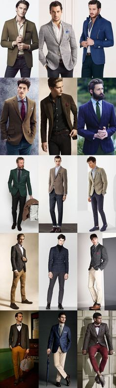 We Love Jackets ... #Mens #Fashion #MensFashion #Clothes #Clothing
