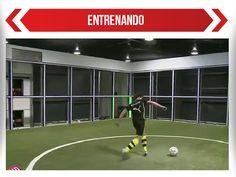El robot que le ayude a Borussia Dortmund a entrenar
