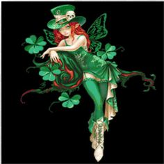 Want to discover art related to leprechaun? Check out inspiring examples of leprechaun artwork on DeviantArt, and get inspired by our community of talented artists. Fete Saint Patrick, St Patrick, Fairy Pictures, Fantasy Pictures, Beautiful Fairies, Fairy Art, Magical Creatures, Irish Mythical Creatures, Faeries