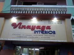 Reception Signage Makers in Chennai