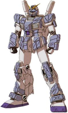 The RGM-79FC Striker Custom is a variant of the RGM-79FP GM Striker. It was first featured in Mobile Suit Gundam: Bonds of the Battlefield and later in the manga Mobile Suit Gundam Katana. It is piloted by Ittou Tsurugi