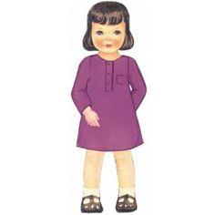 English Translation of Henriette Child's Dress, Citronille