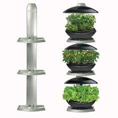 Mom S Diy Vertical Kitchen Garden Amp Seed Starting System