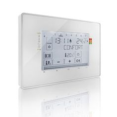 Thermostat programmable fil pilote SOMFY