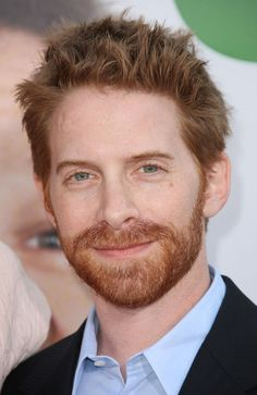 "Seth Green Photos - Actor Seth Green attends the Premiere Of Universal Pictures' ""Ted"" at Grauman's Chinese Theatre on June 2012 in Hollywood, California. - Premiere Of Universal Pictures' ""Ted"" - Arrivals Hot Ginger Men, Ginger Beard, Ginger Guys, Show Runner, Seth Green, Redhead Men, Green Photo, Universal Pictures, Buffy The Vampire Slayer"