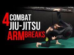 Combat Jiu-Jitsu Arm Breaks for Real Self Defense Krav Maga Techniques, Jiu Jitsu Techniques, Martial Arts Techniques, Self Defense Techniques, Combat Jiu Jitsu, Japanese Jiu Jitsu, Brazilian Martial Arts, Jiu Jitsu Training, Learn Krav Maga