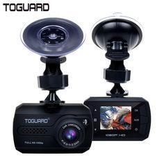 "Original Toguard 1.5"" Full HD 1080P Novatek 96220 Car DVR Video Dash Camera Registrator Recorder G-sensor Motion Detection"