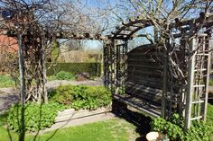 Building an outdoor patio structure, or pergola, is a weekend project to improve the yard. http://www.popularmechanics.com/home/how-to-plans/how-to/g207/brilliant-pergola-design-pictures/
