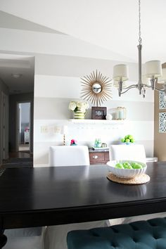 IHeart Organizing: IHeart My Home - Home Tour! A reminder that no matter what you start with, your apartment/ house can be BEAUTIFUL