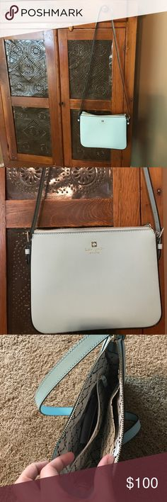Kate spade cross body purse Like new. Used less on less than two occasions. kate spade Bags Crossbody Bags