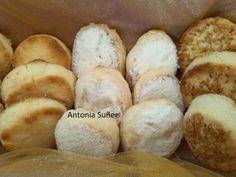 Los tradicionales polvorones de almendra, y los mantecados de canela y limón, deliciosos sin gluten, con harinas básicas