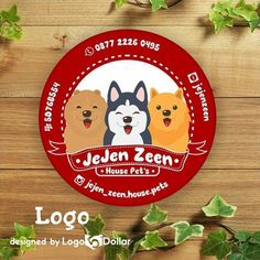 Kuliner Stiker Desain, Terima Desain Stiker, Desain Logo, Logo, Desain Baju  Desain  Logo adalah sebuah perusahaan yang berbasis pada desain kreatif.  Ini didirikan sejak Februari 2015            BBM: 5D3BC6A5         WA : 0813 3119 3400       LINE : logo5dollar       Facebook : Logo 5 Dollar        Email: logo5dollar@gmail.com Shirt Logo, Pet O, Design Logo, Animal House, Logo Inspiration, Animals And Pets, Decorative Plates, Stickers, Men's Fashion