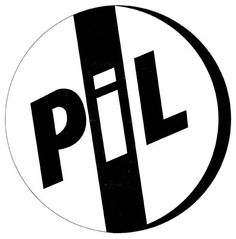 public image limited (designed by dennis morris and john lydon)