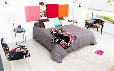 Manta SUPERNATURAL LaLigne29 | HomebyFama Supernatural, Bed, Furniture, Home Decor, Bed Throws, Bed Feet, Headboards, Rugs, Beds