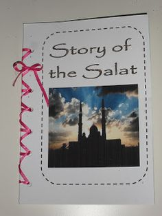 Story of the Salat- free printable book