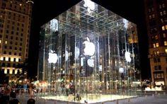 Resultado de imagem para apple new york 5th avenue
