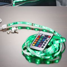 Boeder RGB-LED-Strip LED-Band Kaufland 1