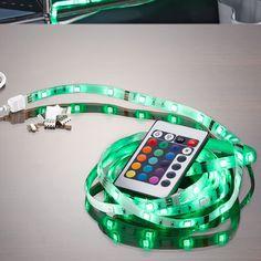 Boeder RGB-LED-Strip LED-Band Kaufland 1