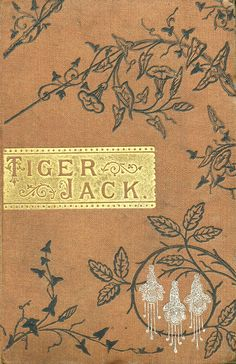 'Tiger Jack'. Religious Tract Society, London, 1882