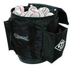 Diamond Ball Bag (Black)
