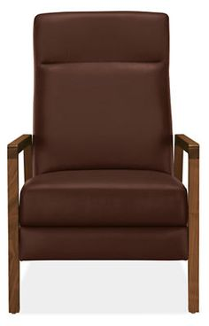 Westport Leather Recliner - Recliners & Lounge Chairs - Living - Room & Board