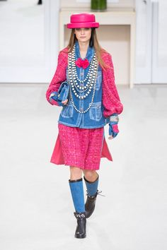 Pin for Later: The 9 Paris Fashion Week Trends to Know For Fall '16 '90s Girl