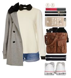 """Untitled #246"" by eduardafrancisca69 ❤ liked on Polyvore featuring Topshop, Converse, Kate Spade, i.s. Studio, River Island, Dolce&Gabbana, Mix No. 6, Casetify, Lancôme and NARS Cosmetics"