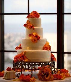 Simply Fall. Elegant Cheesecakes My wedding cake will be a cheesecake