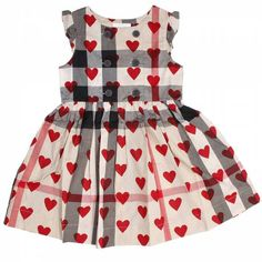 Dress Burberry little girl