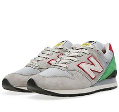 official photos b5981 884e5 New Balance (NB)  National Parks  - Made In The USA Grijs Groen Sneakers  Heren,Fashion trainers will give you special comfort feel ,Never forget it .