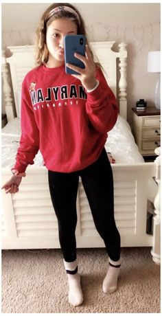 Best Casual Outfits, Casual School Outfits, Cute Lazy Outfits, Teenage Outfits, Outfits For Teens, Summer Outfits, Lazy Winter Outfits, Fall Outfits For Teen Girls, Easy Outfits
