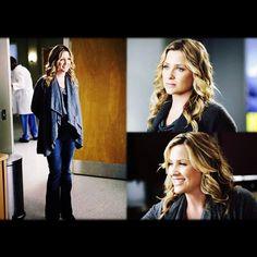 Arizona Robbins (Jessica Capshaw)    Not gonna lie... I legitimately want this outfit....