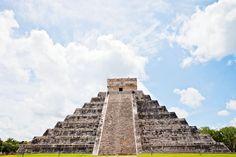 Chichen Itza Riviera Maya Mexico ©2011 Jennifer Kathryn Photography