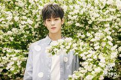 [#아스트로] ASTRO 2nd MINI ALBUM 'Summer Vibes' CONCEPT PHOTO #02 #차은우 #숨가빠