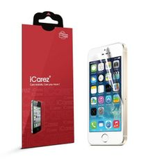 iCarez for Apple iPhone 5 / iPhone 5S / iPhone 5C [HD Anti Glare] Highest Quality