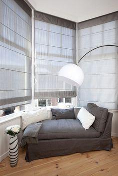 Vouw gordijnen van Veneta Raamdecoratie | Flickr - Photo Sharing!