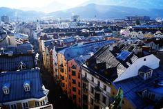 Innsbruck, Austria Innsbruck, Austria, Times Square, Travel, Viajes, Destinations, Traveling, Trips
