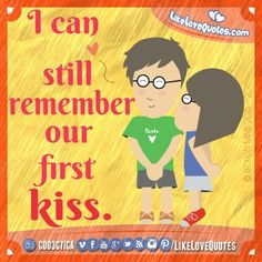 i still remember our first kiss - photo #11