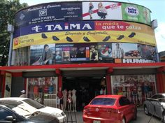 Tienda Damaris en El Mercado Oriental - El Mercado Oriental de Managua Nicaragua