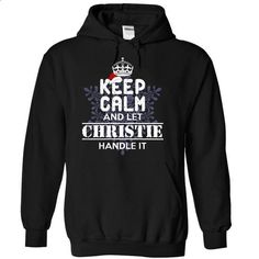 CHRISTIE-Special For Christmas - #cool tee #tshirt bag. ORDER HERE => https://www.sunfrog.com/Names/CHRISTIE-Special-For-Christmas-aziuj-Black-11071727-Hoodie.html?68278