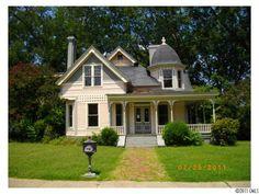 York, South Carolina, Queen Anne Victorian