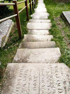 St Michael & All Angels Church Steps, Lyndhurst