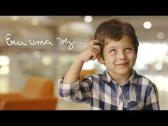 ▶ Ler para uma criança #issomudaomundo - YouTube