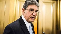 """Idiot Dem Joe Manchin Says Don't Filibuster Gorsuch Because """"What Goes A..."""